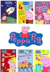 Peppa Pig Il Compleanno Di Natale.Peppa Pig Dvd Scegli Vacanza Festa Di Compleanno Natale Bolle