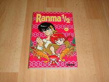 RANMA 1/2 DE RUMIKO TAKAHASHI MANGA COMIC NUMERO 6 DEL AÑO 2002 EN BUEN ESTADO
