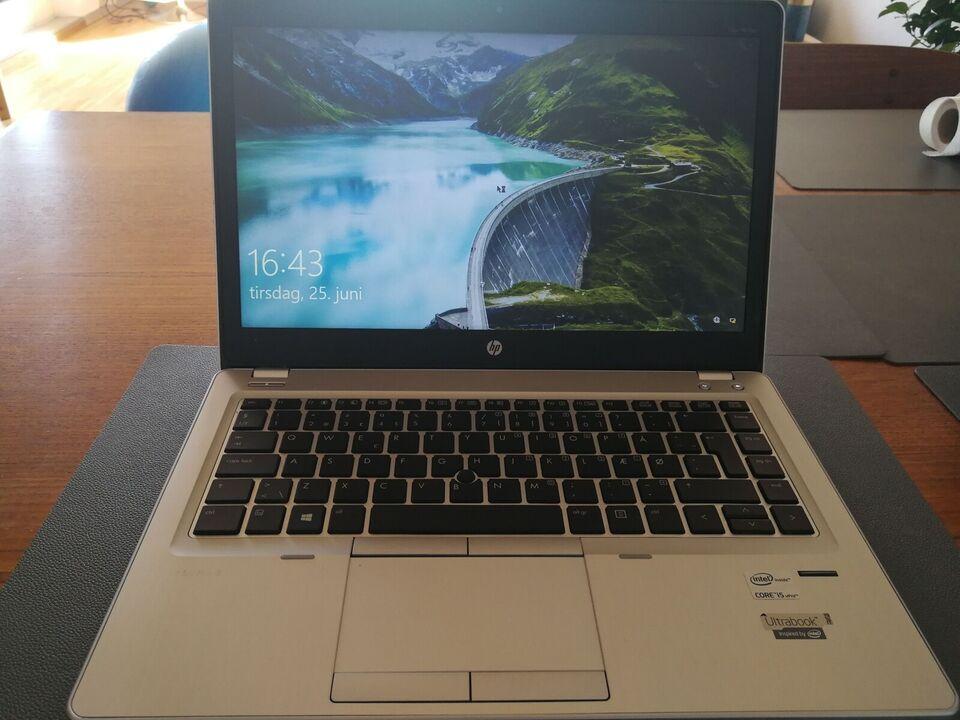 HP Elite Ultrabook 9470m, 2,9 turbo GHz, 8 GB ram
