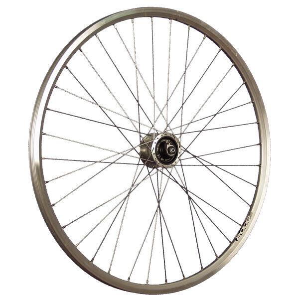 Taylor Wheels 28 pouces roue avant vélo ZAC2000 moyeu dynamo Disc Sport argentoo