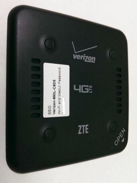 Verizon 890L Jetpack 4g LTE Mobile Hotspot Clean ESN