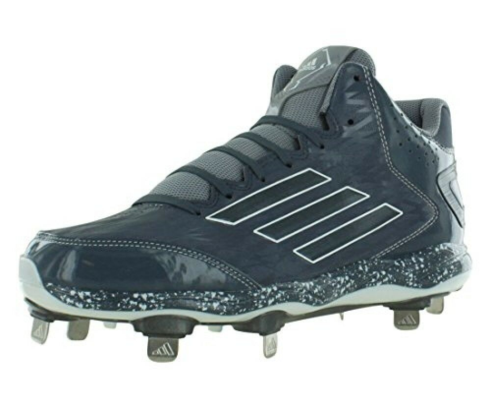 adidas Performance Men's PowerAlley 2 Mid Baseball Cleat The latest discount shoes for men and women