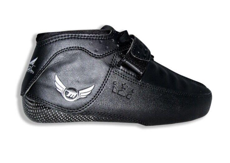 NEW Mota Mojo Carbon Quad Roller Skate / Roller Derby Stiefel Größe 5.5