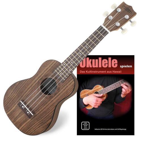 Prima Ukulele Einsteigerset - Alles, was man zum Ukulele-Spielen braucht