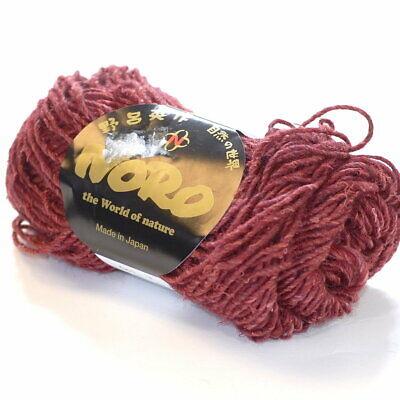 Colour 12 Noro Janome Wool Silk DK Knitting Wool//Yarn 50g