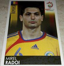 FIGURINA CALCIATORI PANINI EURO 2008 ROMANIA RADOI ALBUM