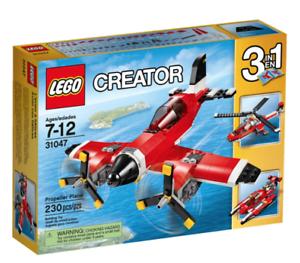LEGO CREATOR 31047 Propeller Plane NISB RETIRED SET