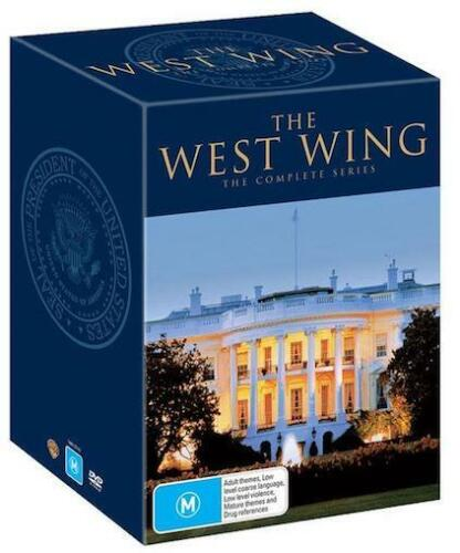 1 of 1 - WEST WING : SEASONS 1 - 7 : NEW DVD