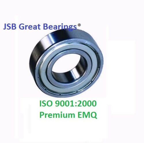 6202-ZZ Premium 6202 2Z shield bearing 6202 ball bearings 6202 ZZ ABEC3 Qty.2