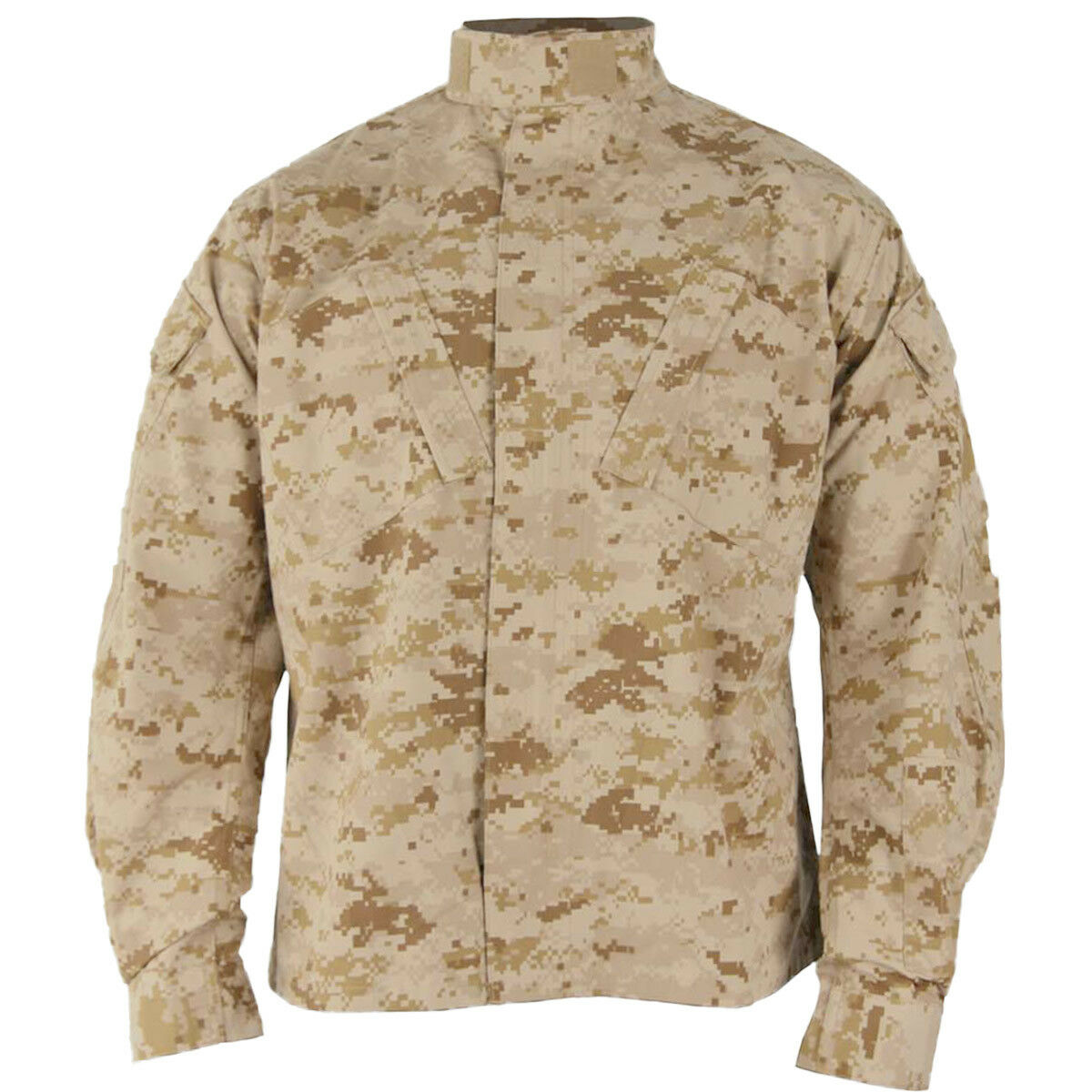 Propper ACU Coat Mens Military Uniform Cadet Tactical Shirt Digital Desert Camo