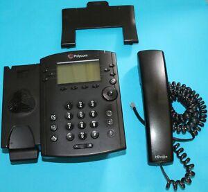 Polycom 2201-46135-001 Vvx 300 Voip 6 Ligne De Bureau Professionnel Téléphone-afficher Le Titre D'origine