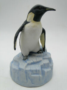 Gorham-Gift-World-China-Penguin-Bird-Music-Box-5-1-2in-figure-hand-painted