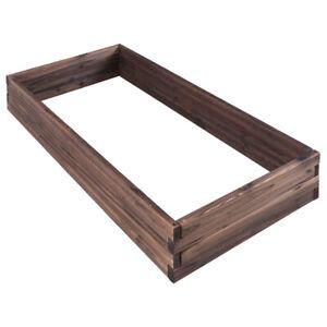 Raised-Garden-Bed-Set-Flower-Vegetables-Seeds-Planter-Kit-Elevated-Rectangle-Box