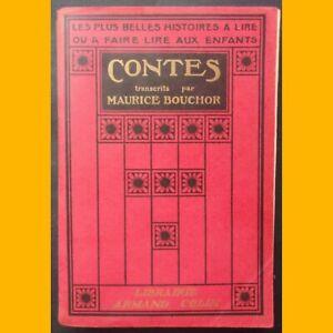 CONTES-transcrits-par-Maurice-Bouchor-d-039-apres-la-tradition-orientale-amp-africaine