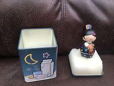 Momiji doll Nani in tin but tin is slightly dented
