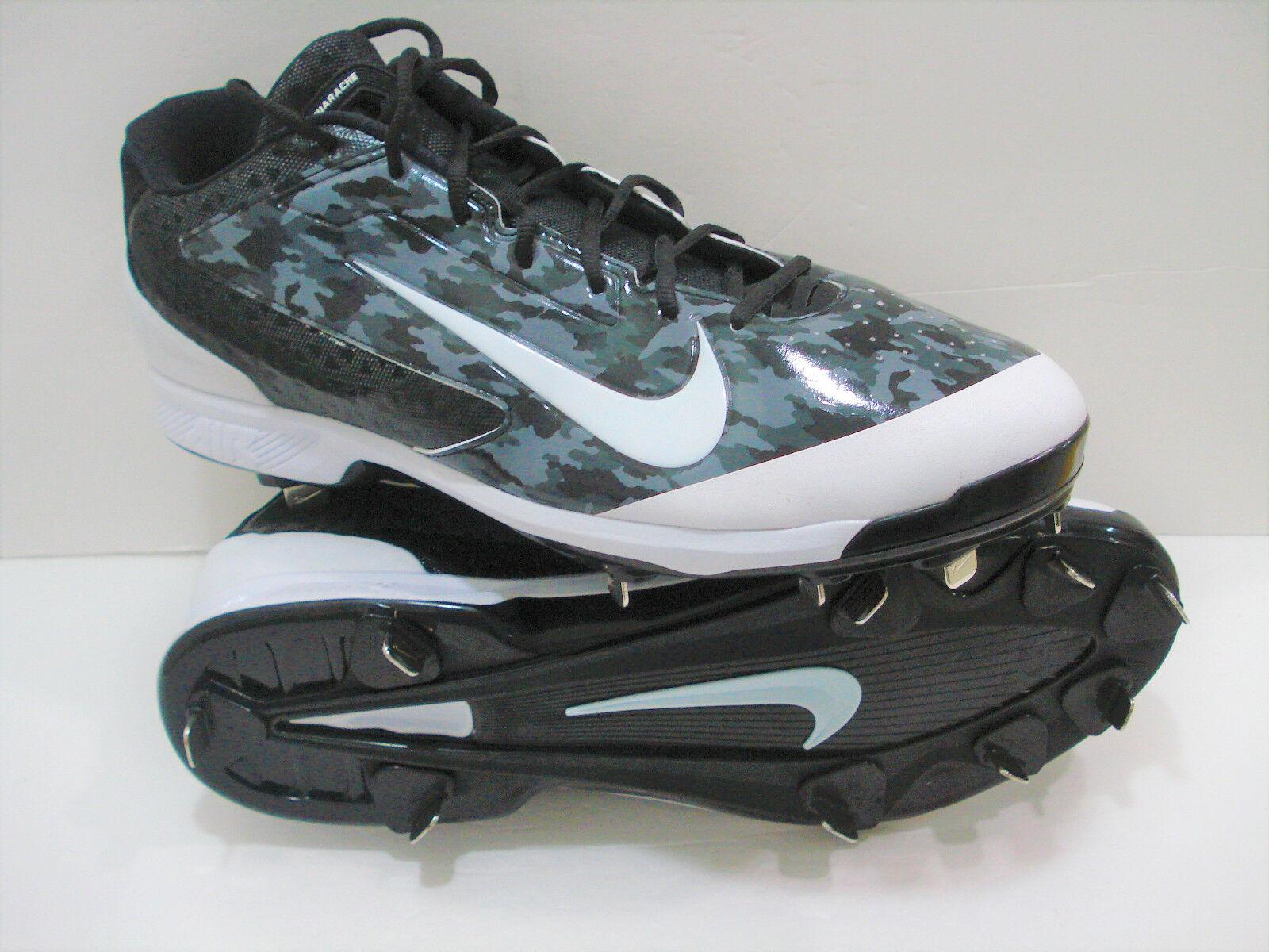 Nike 599233-099 di huarache mimetico (basso di 599233-099 metallo, uomo numero 16 nuovi a2cb70