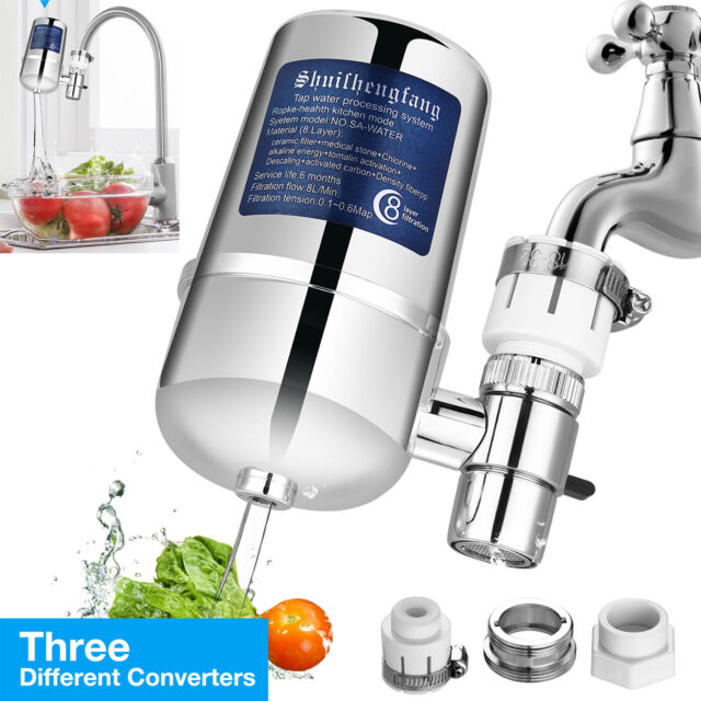 Super Faucet Water Filter System Kitchen Sink Bathroom Mount Filtration Tap Purifier Home Remodeling Inspirations Basidirectenergyitoicom