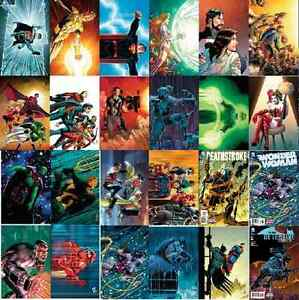 Details about COMPLETE SET OF 25 DC Comics JOHN ROMITA JR VARIANT COVERS!  Justice League #50+