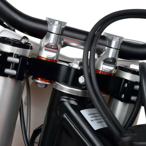 Zeta Stem Handle Bar Mount Clamp Cone KTM 125 150 250 350 450 SX SXF SX-F 16-18