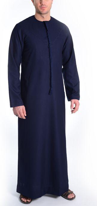 Mens Designer Thobes   Kandura Omani   Jabbah   Jubbah