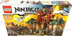 NEW-LEGO-70728-Battle-for-Ninjago-City-Retired-Sealed-Box-NISB-Ninja-Go