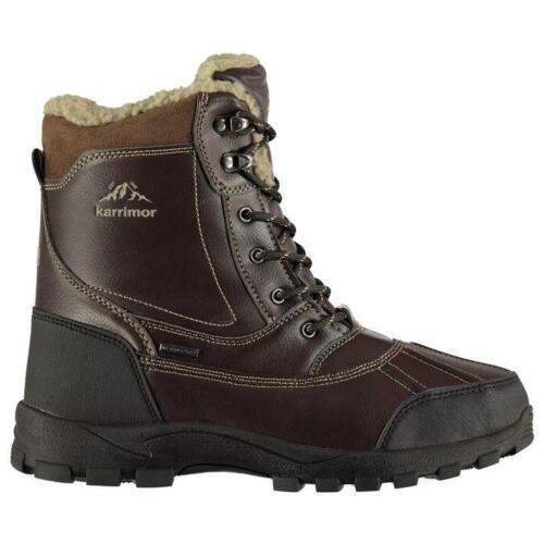12 Us 11 Eur Uk Ref Boots 4882 Mens 46 Casual Snow Karrimor YXgqx