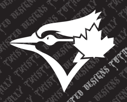 Toronto Blue Jays vinyl decal sticker car truck motorcycle MLB baseball
