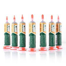 10cc Syringe Liquid Flux Soldering Paste Welding Tool 183c Tin Solder Paste Hot