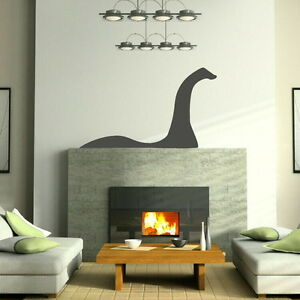LOCH NESS MONSTER Vinyl wall sticker transfer graphic vinyl large decal di3 - <span itemprop=availableAtOrFrom>Tamworth, Staffordshire, United Kingdom</span> - You Are welcome to return an order within 14 days if you are unhappy for any reason, should the return be due to an error by us we will pay return postage otherwise the bu - Tamworth, Staffordshire, United Kingdom