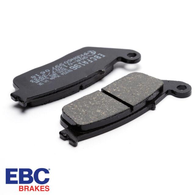 EBC FA142 Organic Replacement Brake Pads for Honda PC 800 Pacific Coast 89-97