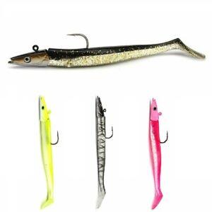 5pcs//pack Spoon Lead Jig Head Fishing Hook Crappie Lure Bait Tackle Saltwater