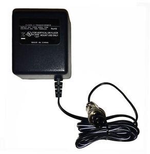 Ac Power Adaptateur-pour Alesis Multimix 6 Fx/usb 8 Fx/usb, 12 Fx/fxd/usb-afficher Le Titre D'origine Pour ExpéDition Rapide