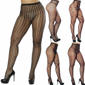 019d6439388a0 Image is loading Pantyhose-Socks-Tights-Women-Fashion-Fishnet-Stockings-New-