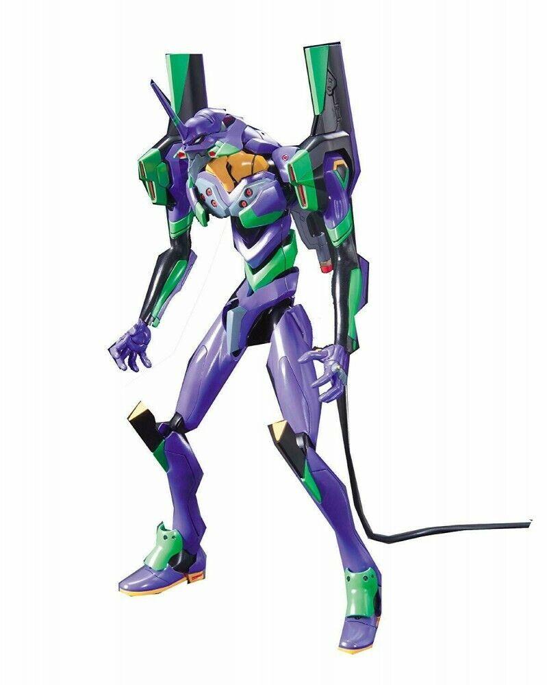 Bandai Hobby Evangelion The Movie Awakening Version Ver EVA-01 HG Model Kit USA