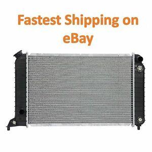 New Radiator For Chevrolet S10 94-03 GMC Sonoma 94-03 Isuzu Hombre 2.2 L4 1531