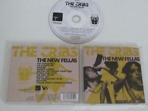 The Cribs The New Fellas V2 Vvr1032792 Cd Album Ebay