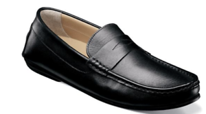 Florsheim-Fuego-Moc-Toe-Penny-Loafer-Made-In-Italy-Black-Leather-52550A-A01