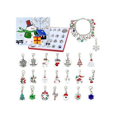 Healing Crystal Christmas Advent Countdown Calendar 12//24PCS 2020 Christmas Art and Craft Advent Calendar Best Gift for Christmas