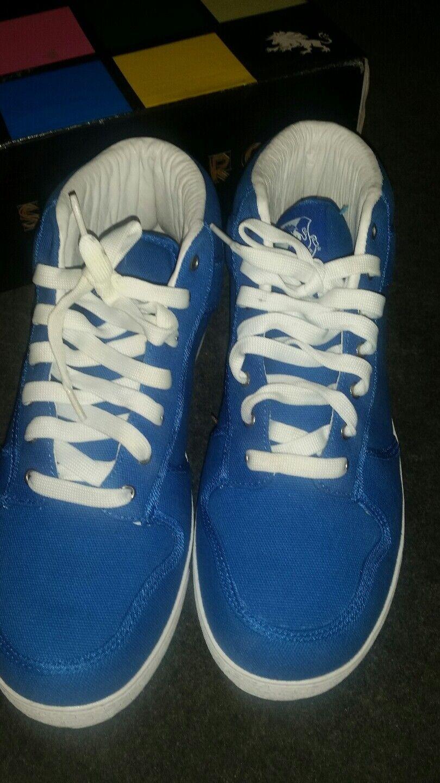 Vlado Spectro 3 LO Herren Sneaker Königsblau Gr 47