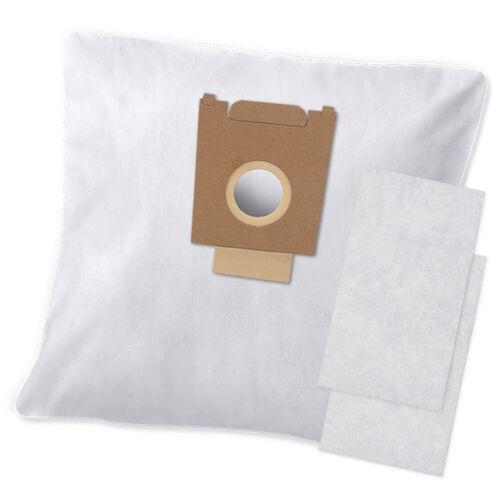 Hepa Filter 10-30 Staubsaugerbeutel passend für Bosch BSG Serie MS Filter