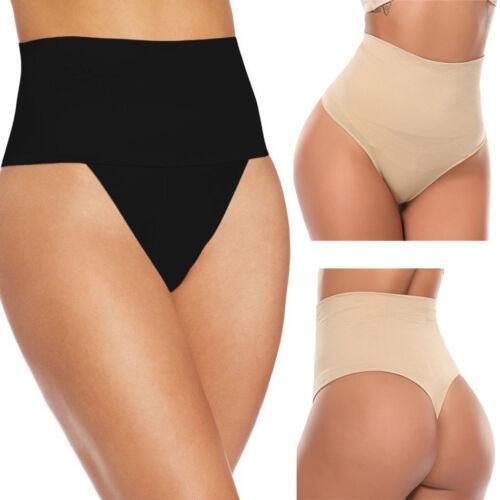 Women Body Shaper Control Slim Tummy Corset High Waist Panty Shape Under Wear FA