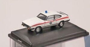 Ford-Capri-Mk3-Model-Cars-Oxford-Diecast