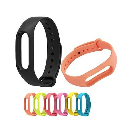 For Xiaomi Mi Band 2 Wearable Wristband Bracelet Replacement Band Strap