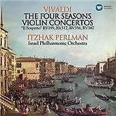 Antonio Vivaldi - Vivaldi: The Four Seasons; Violin Concertos New & Sealed