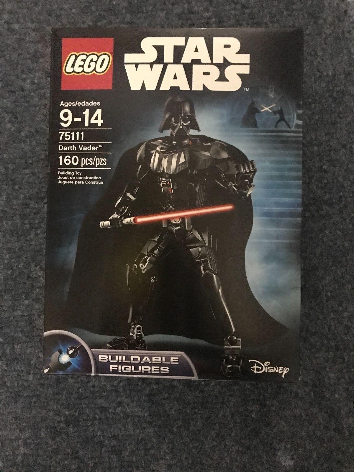 LEGO 75111 Star Wars Darth Vader Buildable Figure