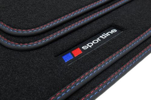 Sportline Fußmatten für BMW 7er F01 Bj 11//2008-2015