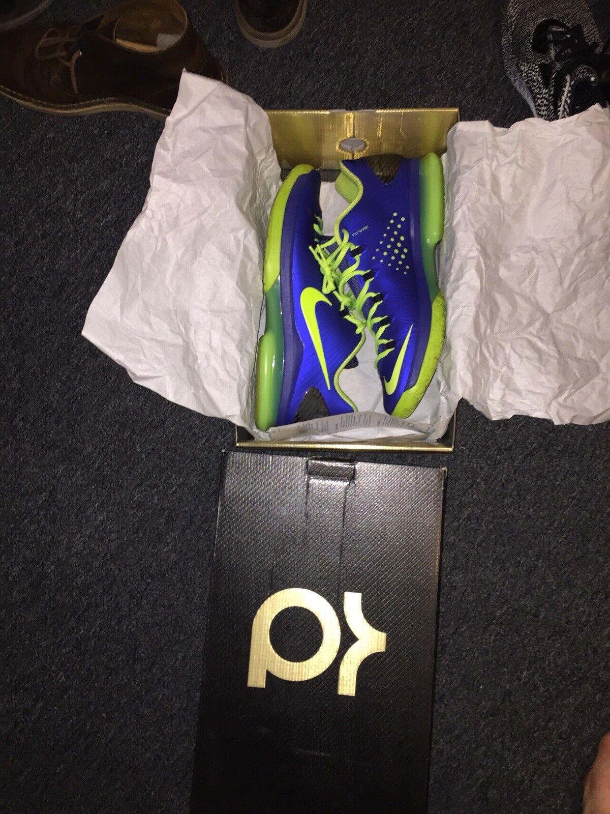 Nike Kd V 5 Super Hero Elite Size 13 Pre Owned With Og Box  Lebron kevin durant