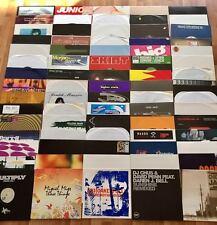 Lot of 75 HOUSE dj vinyl records ALL MINT! LISTEN!!!