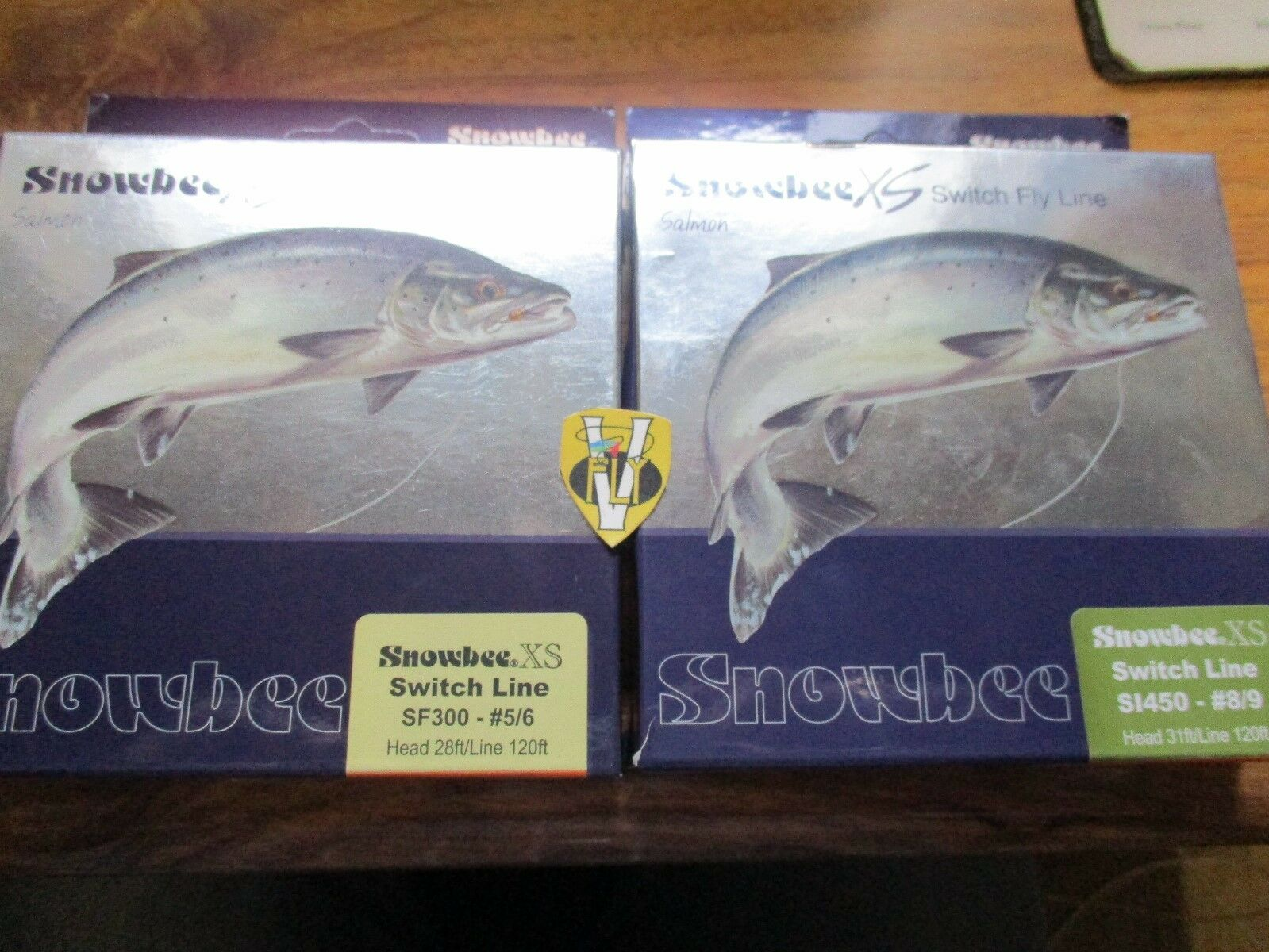Snowbee Prestige  XS Switch Floating & Intermediate Fly Lines All Sizes  outlet online store