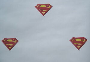 Details About Superman Superheros Dc Comics Logo Wallpaper Double Roll White